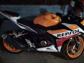 Jual motor pribadi ALL NEW CBR150R
