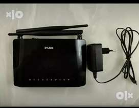 Dlink Wifi Router with usb port