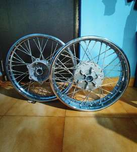 Royal Enfield 350 classic rims (wheels)