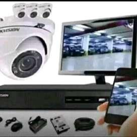 Rawalumbu Bekasi kota sekitarnya CCTV paket komplit murah