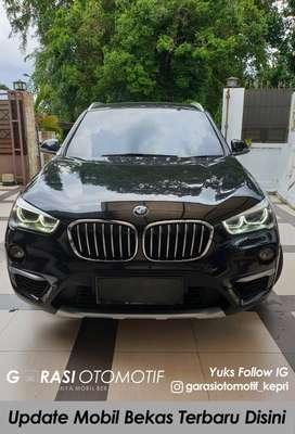DIJUAL ! BMW X1 AUTOMATIC TAHUN 2017