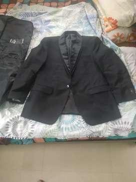 Louis Philippe - Black Tuxedo Jacket for sale