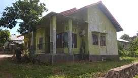 Disewakan rumah di jl. Melati Manulai II