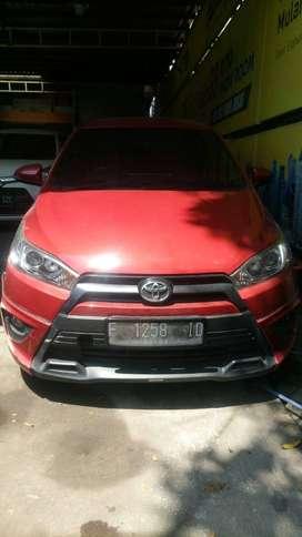 Toyota Yaris TRD Sportivo Matic Tahun 2015 Kondisi Mulus Terawat