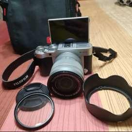 Fujifilm XA3 Black Edition, Second like New