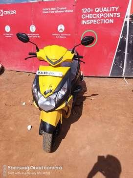 Good Condition Honda Dio Dlx with Warranty |  7794 Bangalore