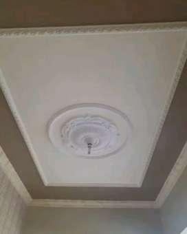 Plafond Gypsum Minimalis Murah Berkualitas.