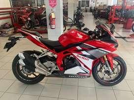 Honda CBR 250 rr ABS Racing red