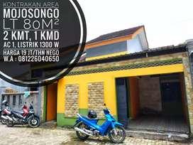 Kontrakan Area Mojosongo, Dekat Kampus Unisri, Nusukan,Jln Jaya Wijaya