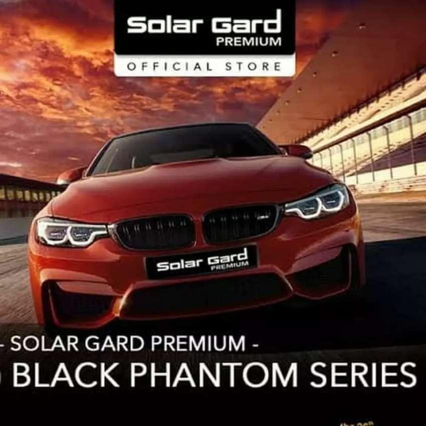 Kaca Film Solar Gard Black Phantom Premium Bergaransi Resmi 0