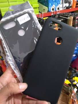 softcase soft case blackmatte casing hitam lentur (sinar kita)