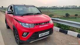 Mahindra KUV  100nxt 2018 Petrol 13000 Km Driven In showroom condition