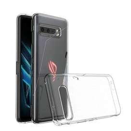Casing Softcase Transparan Asus ROG Phone 3 - Strix
