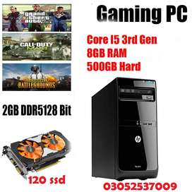 hp t3500pro tw gameing pc