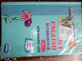 My English Workbook STD - 8th Urdu Medium