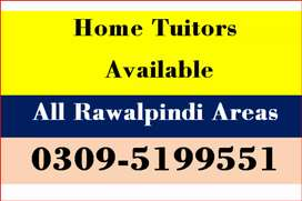 Home Tutors available for Grade 1 to 12th.A/O levels.ACCA.CA.IELTS.