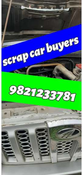 SCRAP CARS BUYERS)