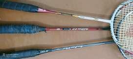 Yonex badminton racquet
