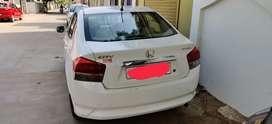 Honda City 2011 End model