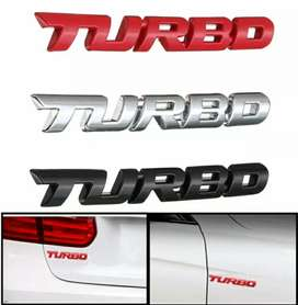 turbo emblem metal [Mlati]