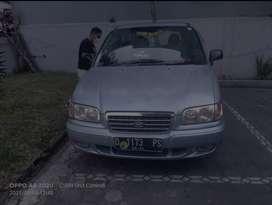 Hyundai Trajet 2001 Bensin