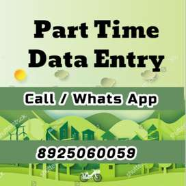 We Are Offering Home Based Part Time Online Job with Genuine Payments