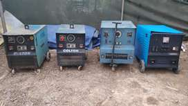 Heavy rectifier welding machines