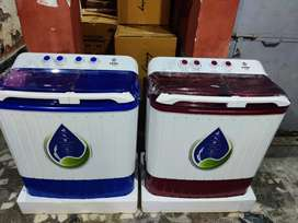 BOX PACK 9 KG SEMI AUTOMATIC WASHING MACHINE ONLY RS 9500