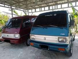 Suzuki carry carreta 1998 & 1996