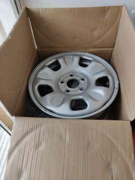 Duster 16 Inch Alloy Wheels