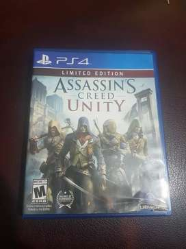 Kaset PS4 Assasins Creed Unity