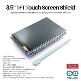 3.5in TFT Touch Screen UNO and mega2560 shield module
