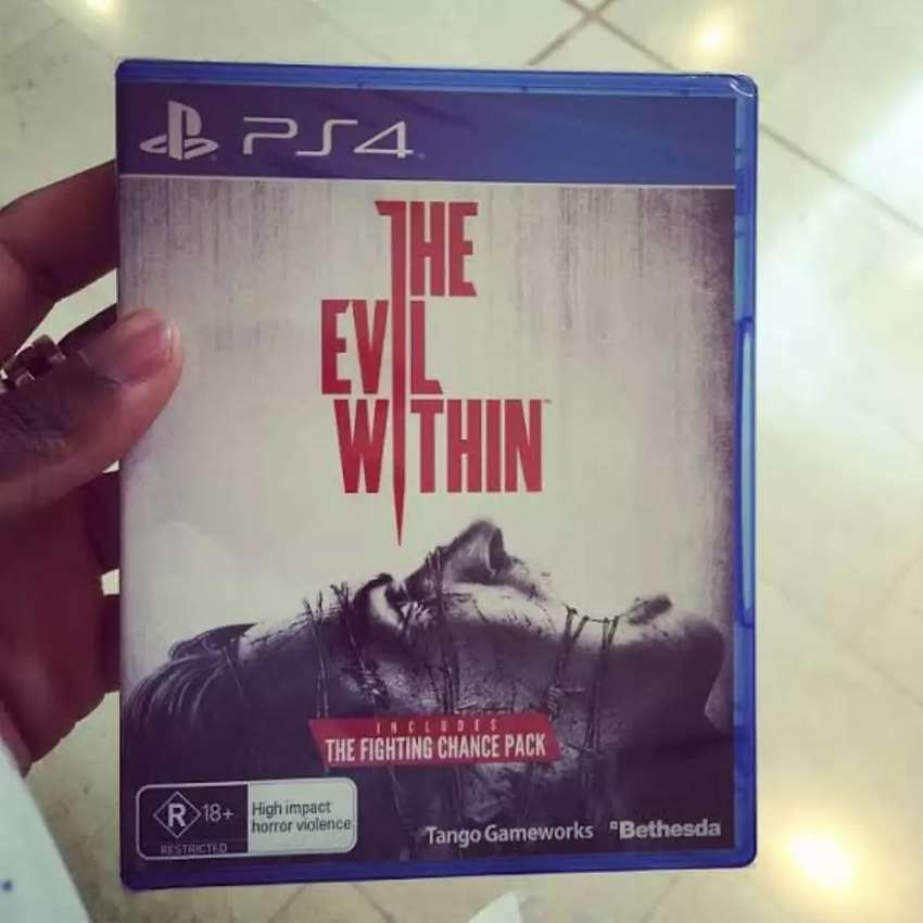 The Evil Within PS4 0