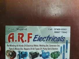 A.R.F  Electricals
