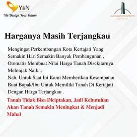 Kapling Kertajati Majalengka Dekat Tol Kertajati Hanya 2,25Juta/m2