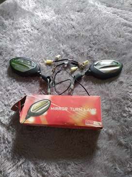 Spion Lampu Honda Beat