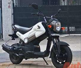 BRAND NEW HONDA NAVY WHITE COLOUR WITHOUT ANY SCRATCH