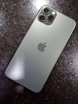 iPhone 11 Pro 64GB PTA Approved Midnight Green