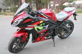 Sports racing heavy bikes 400cc huge variety available at ow motors