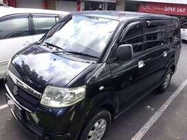 Dijual Suzuki APV GL Manual 2012 Hitam Kondisi sangat Baik