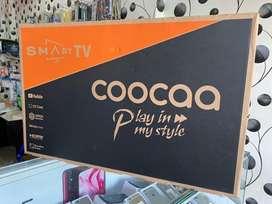 COOCAA Smart TV 32inc Baru Garansi resmi - KING CELLULAR