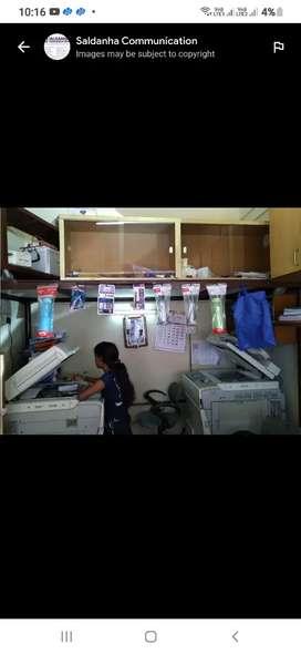 Established Xerox Business in Kankanady