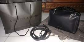 Di jual tas charles and keith ori