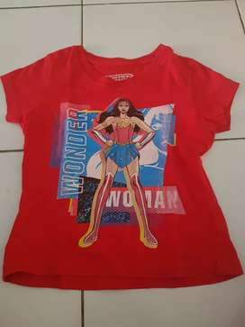 Kaos anak merkJustice League uk 4th