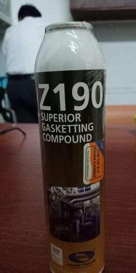 Corium Z190 compund pengganti gasket, cairan gasket premium