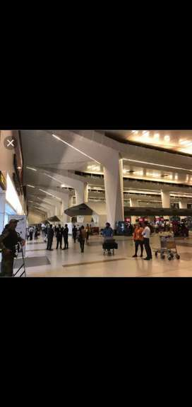 Urgent require for supervisor jobs in Airport lines