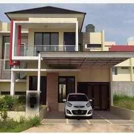 Dijual Rumah 2 lantai Mewah di Cluster Arana Harapan Indah Bekasi