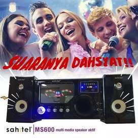 Speaker Sahitel MS600 Istimewa Kualitas Suaranya