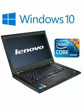 Refurb Lenovo ThinkPad T430, Core i5 3rd Gen Laptops in Wholesale Rate