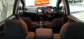 Mobilio RS AT 2017 interior FULL ORI Mulus Enak dipakai low km.